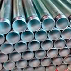 Linha de Tubos Schedule, Inox, Aço Carbono e Aço Galvanizado